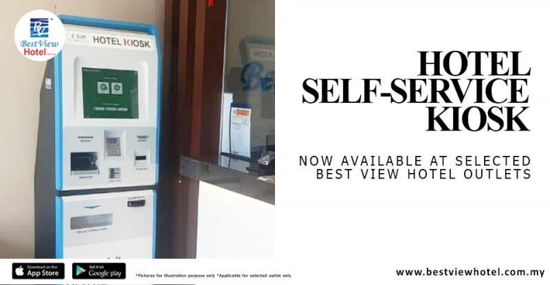 Eliminate long queue at our hotel using our user-friendly self-check-in Kiosk!